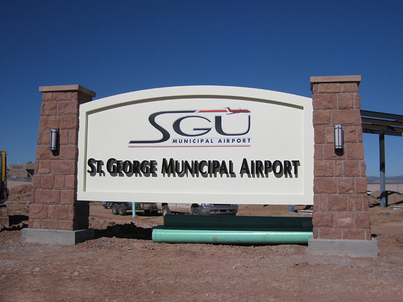 St.-George-Airport